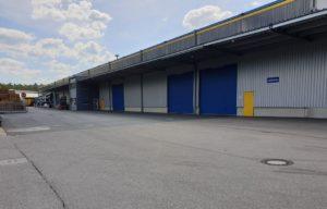 Steinbach Spedition Logistikzentrum Nürnberg