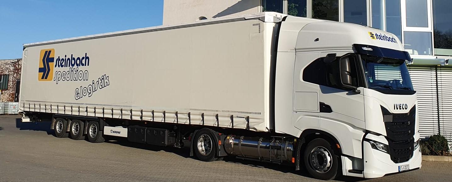 LNG-Fahrzeuge